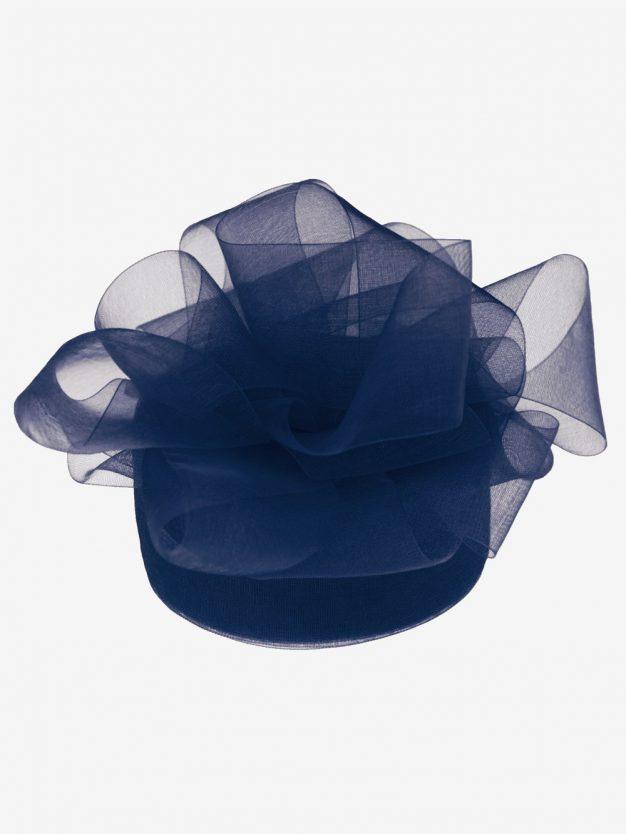 chiffonband-breit-gewebt-dunkelblau-hochwertig