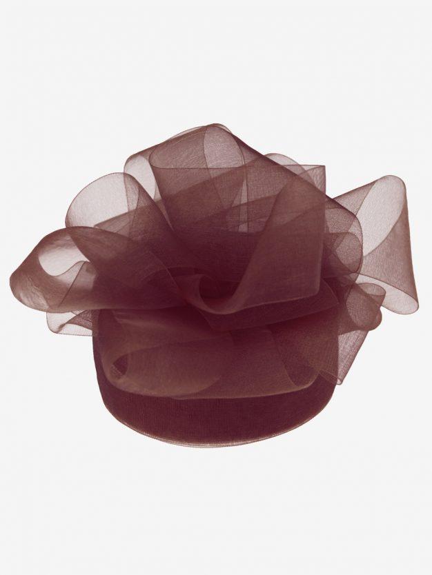 chiffonband-breit-gewebt-dunkelbraun-hochwertig