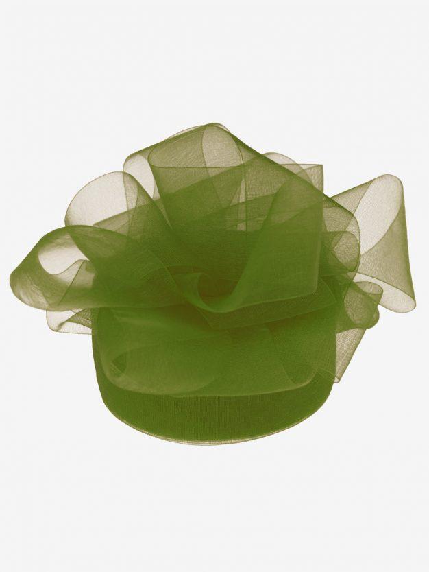 chiffonband-breit-gewebt-oliv-gruen-hochwertig