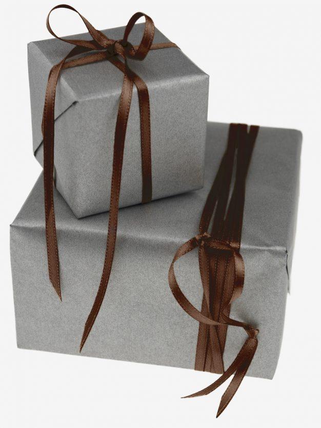 geschenkband-gewebt-dunkelbraun-schmal-hochwertig