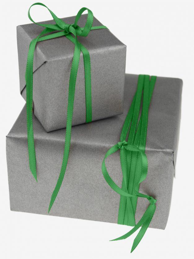 geschenkband-gewebt-grasgrün-schmal-hochwertig