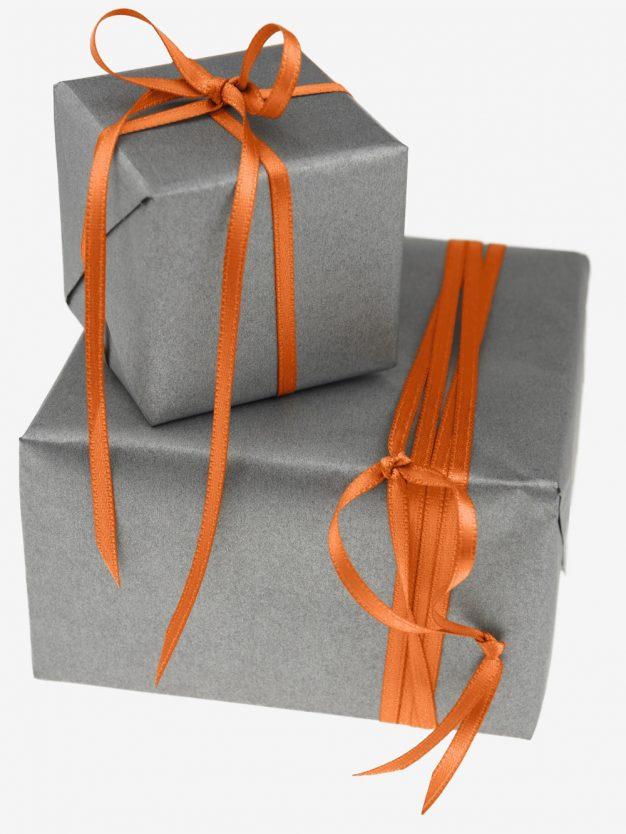 geschenkband-gewebt-orange-schmal-hochwertig