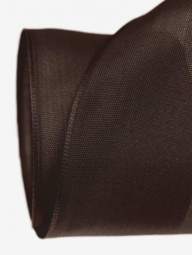 geschenkband-drahtkante-gewebt-dunkelbraun-breit-hochwertig