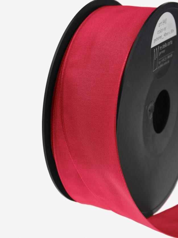 geschenkband-gedrahtet-gewebt-rot-breit-hochwertig