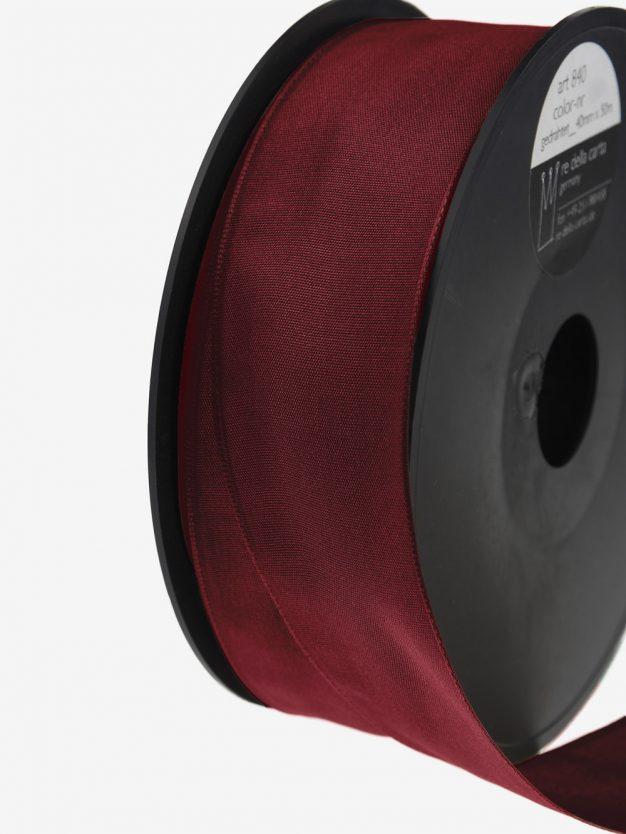 geschenkband-gedrahtet-gewebt-rubinrot-breit-hochwertig