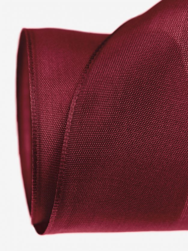 geschenkband-drahtkante-gewebt-rubinrot-breit-hochwertig