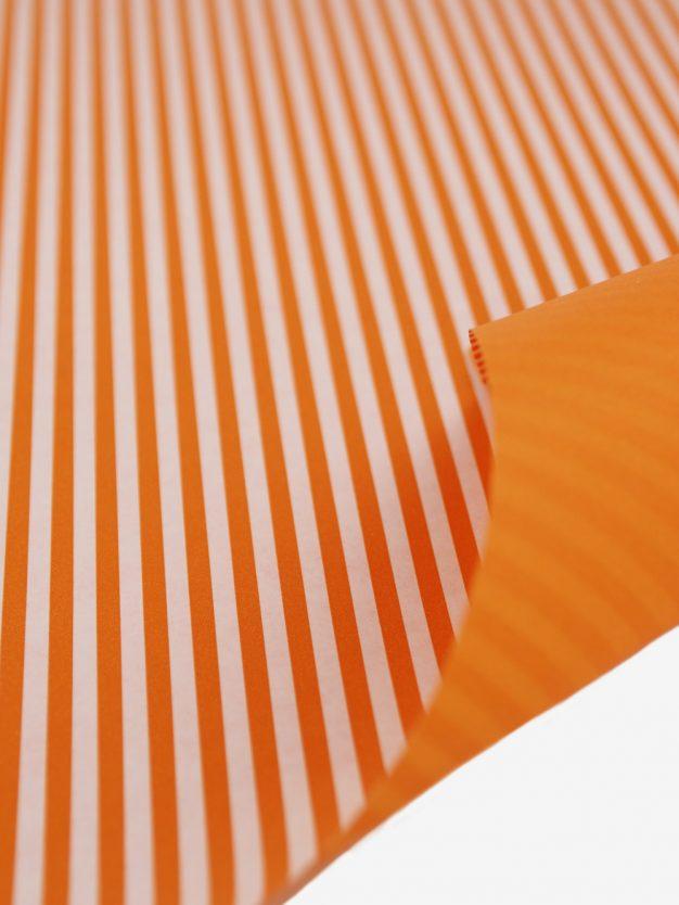 geschenkpapierbogen-creme-mit-streifen-orange