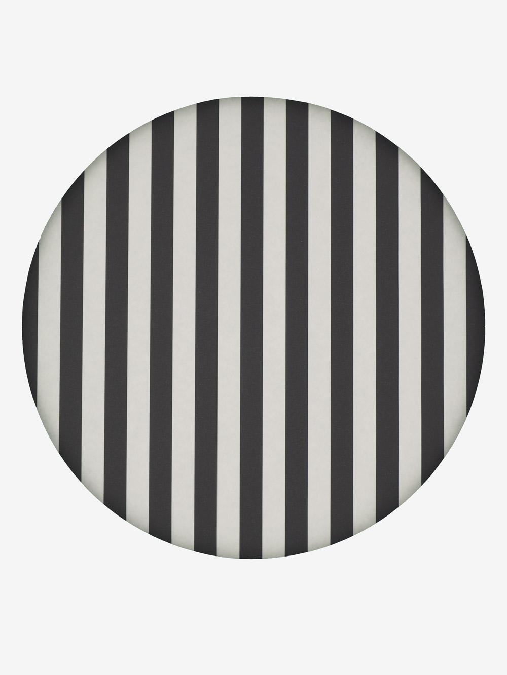 geschenkpapier gestreift creme motiv blockstreifen in schwarz. Black Bedroom Furniture Sets. Home Design Ideas