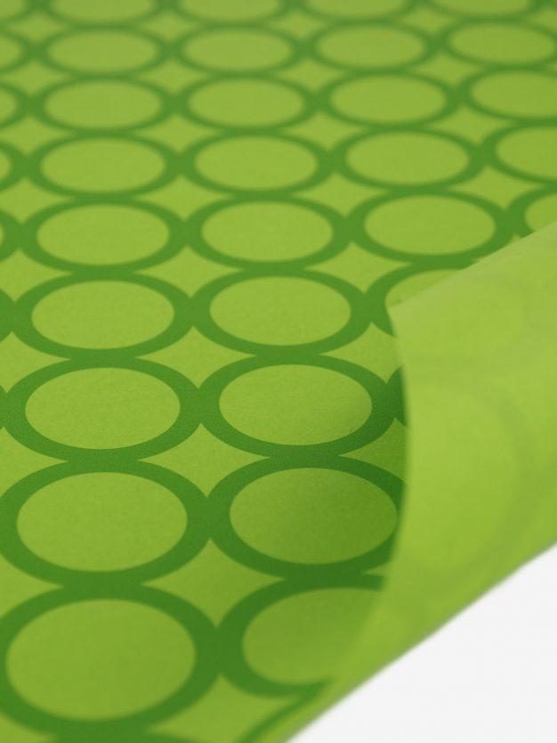 geschenkpapierbogen-hellgruen-mit-ringe-gruen