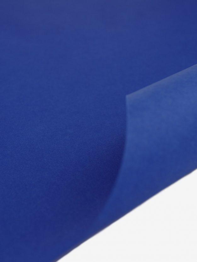 geschenkpapierbogen-kobaltblau-uni
