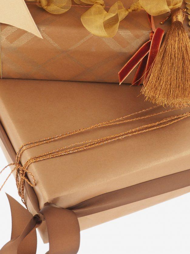 geschenkpapierverpackung-kupfer-uni