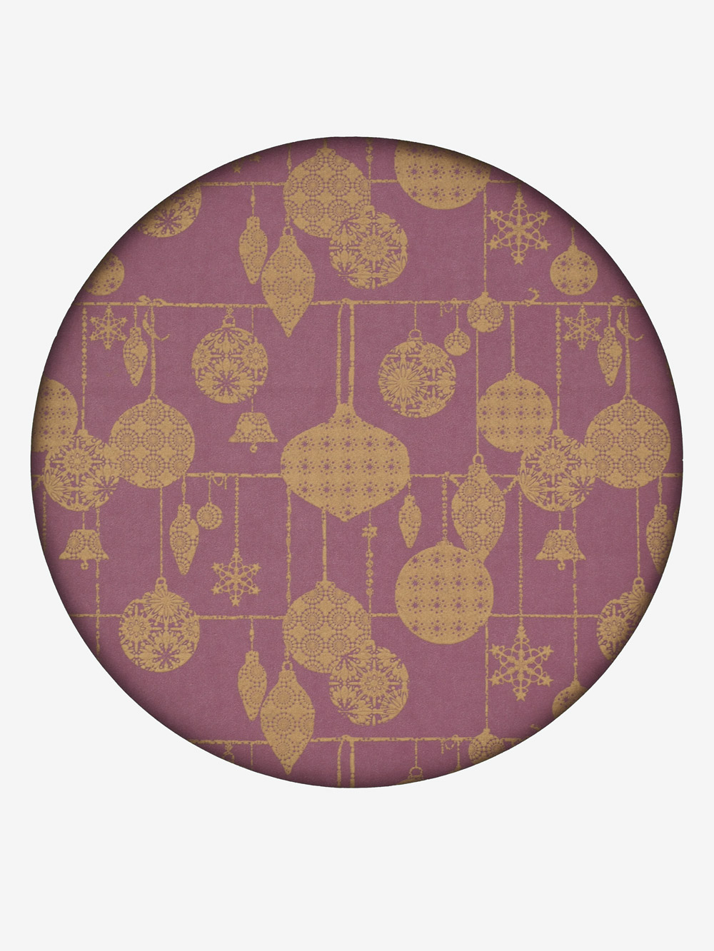 Sale geschenkpapier reduziert hochwertig in grossrollen f r einzelhandel - Weihnachtskugeln pastell ...