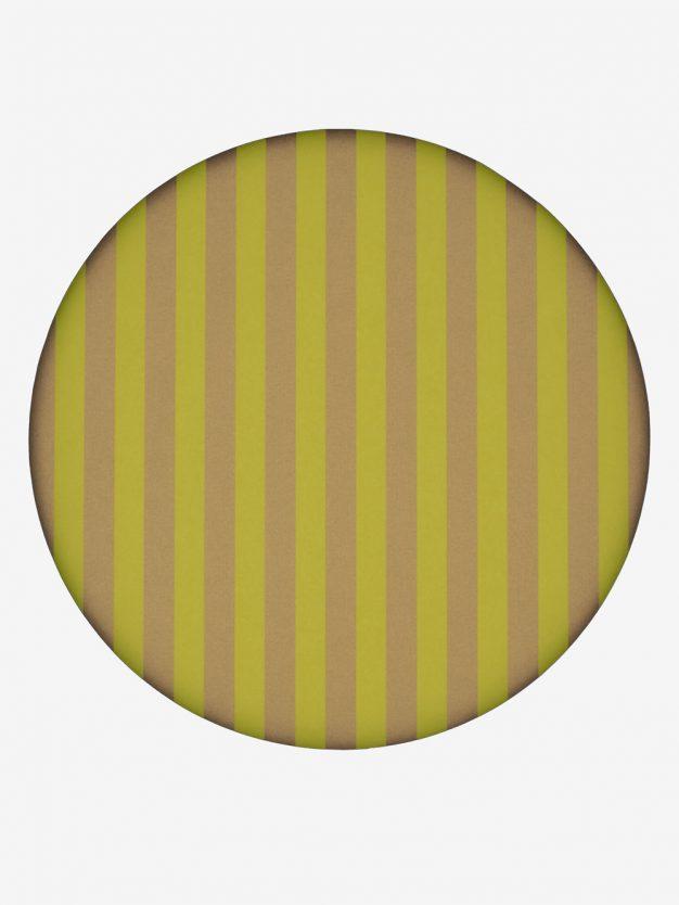 geschenkpapier-gelb-olivgruen-mit-streifen-gold