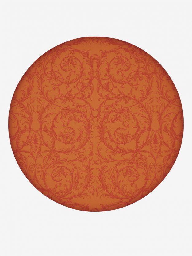 geschenkpapier-orange-mit-barock-dunkelorange