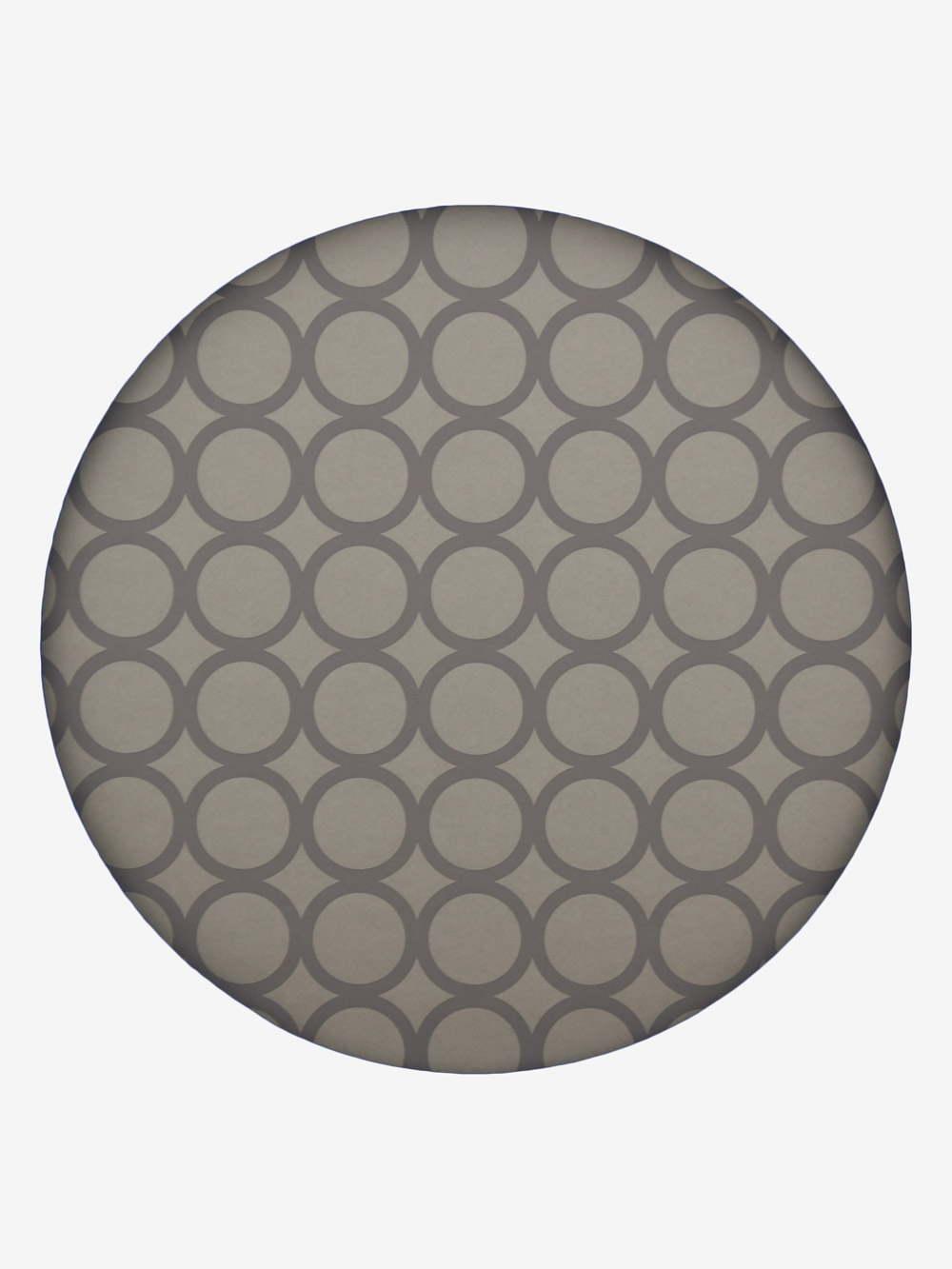 Geschenkpapier design taupe grau motiv ringe anthrazit - Taupe grau wandfarbe ...