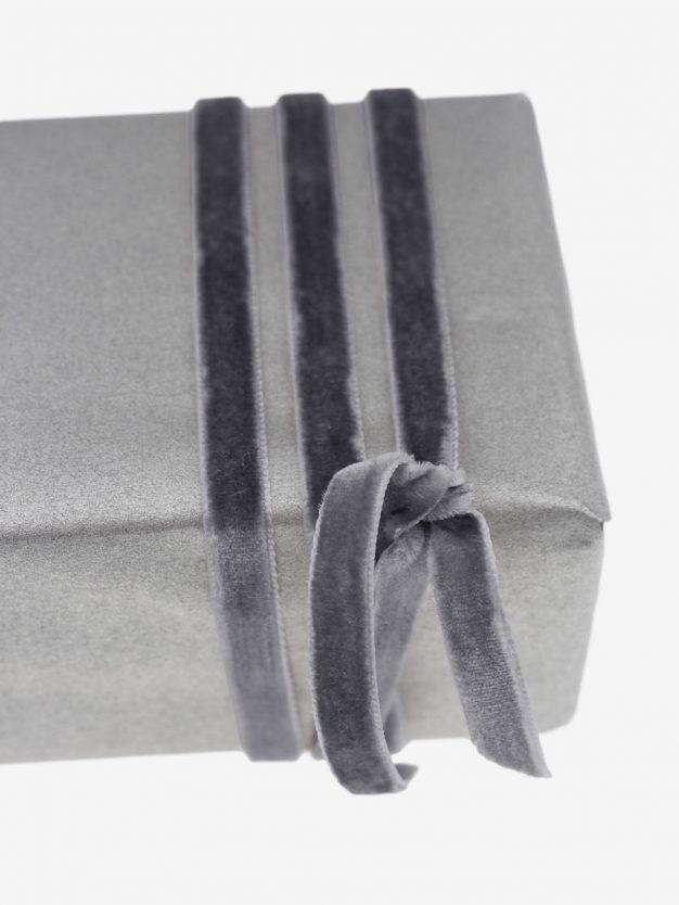 geschenkband-samt-gewebt-anthrazit-schimmernd-hochwertig