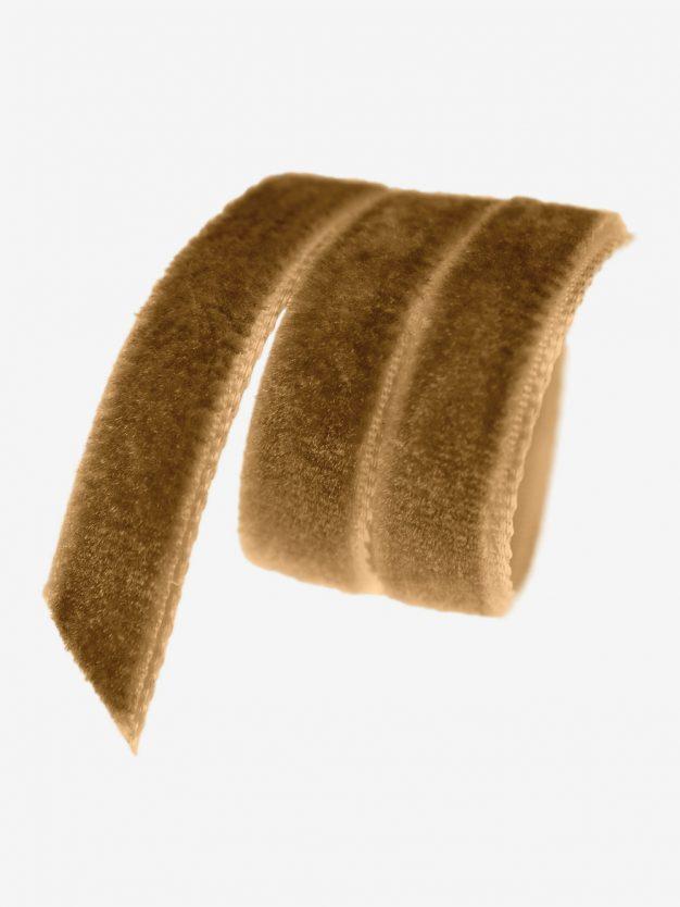 samtiges-geschenkband-gewebt-bronze-schmal-hochwertig