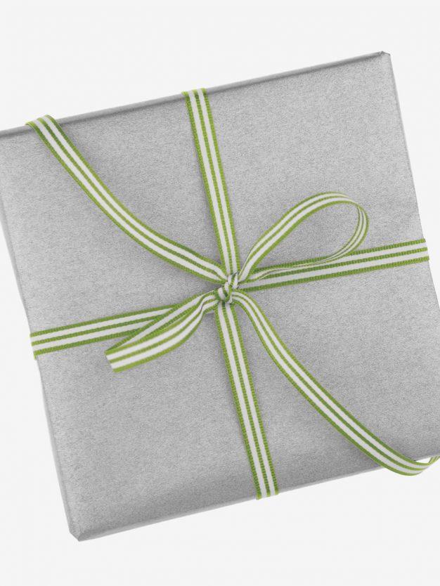 geschenkband-gewebt-hellgruen-weiss-gestreift-hochwertig
