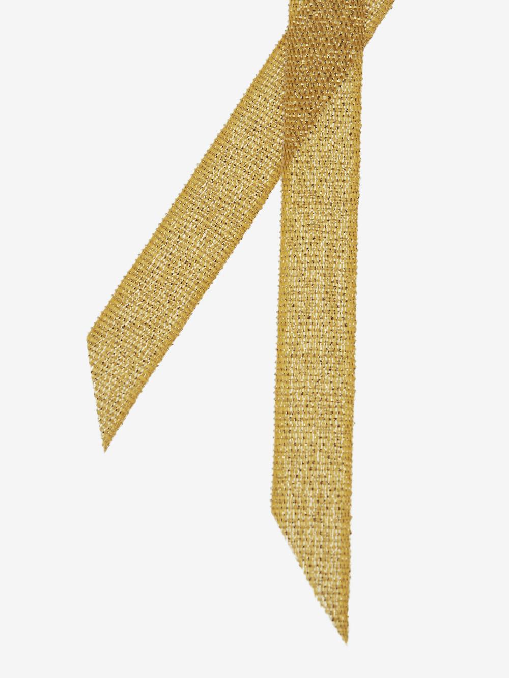 lurex weihnachtsgeschenkband gold breite 9mm als grossrolle. Black Bedroom Furniture Sets. Home Design Ideas