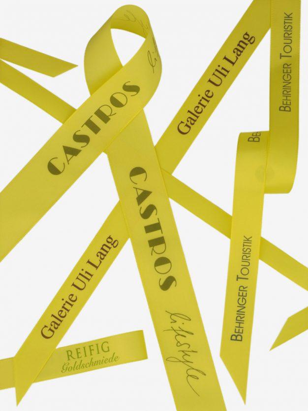 taftband-bedruckt-gelb-hochwertig