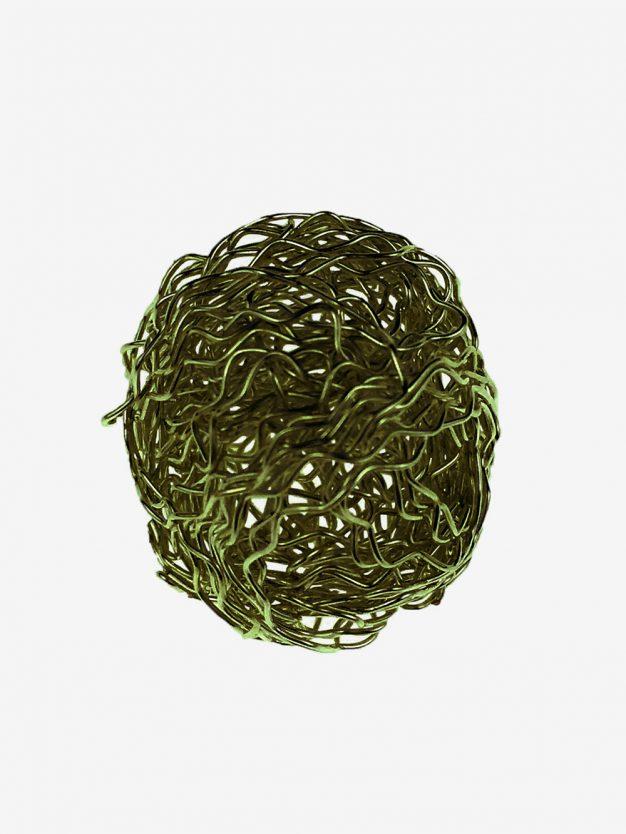 bouillondraht-gewellt-oliv-kugel-geschenkverpackung