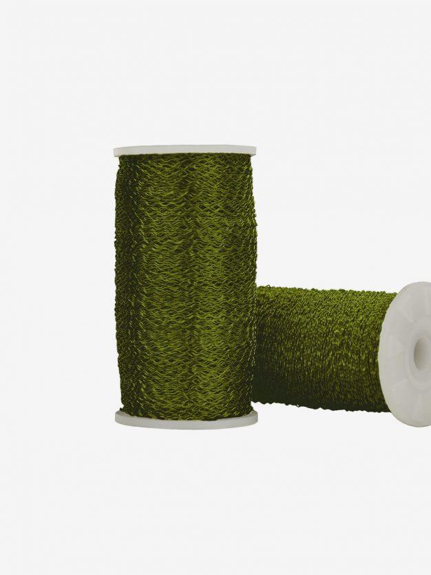 dekodraht-gewellt-olivgruen-drahtkugel-geschenkverpackung