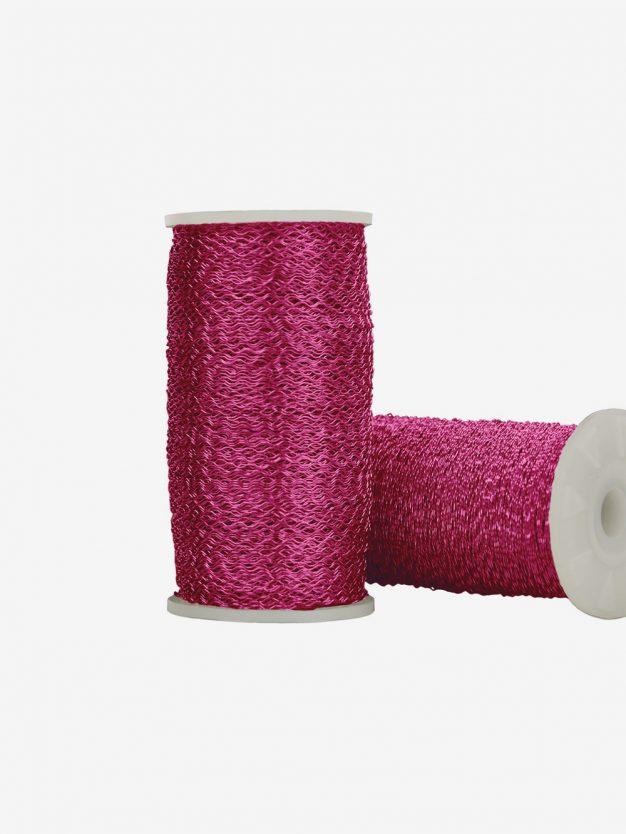 dekodraht-gewellt-pink-drahtkugel-geschenkverpackung