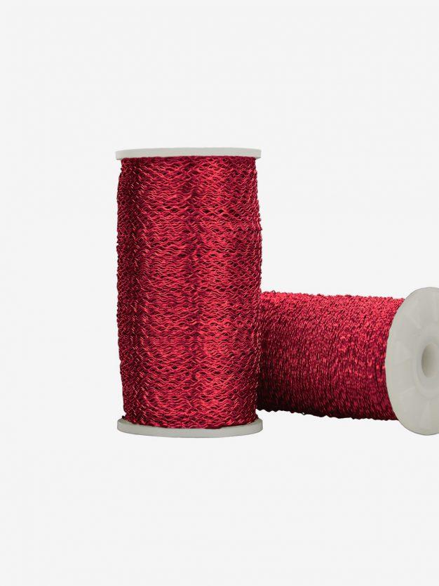 dekodraht-gewellt-rot-drahtkugel-geschenkverpackung