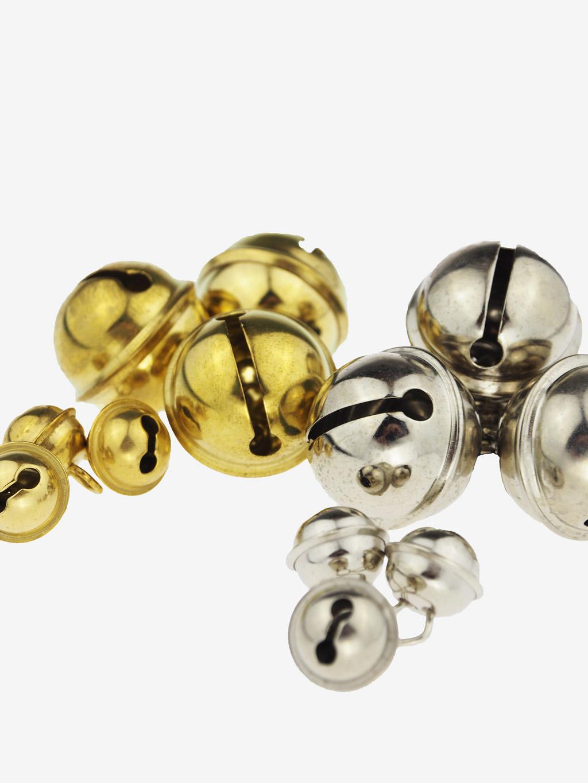 verpackungs-accessoires-deko-gloeckchen-gold-silber-weihnachten