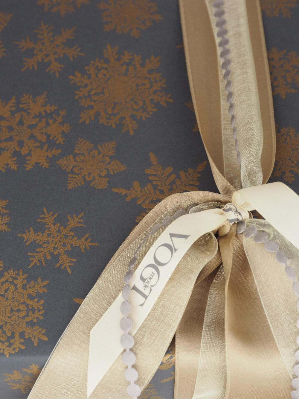Geschenkpapier; Weihnachten; anthrazit